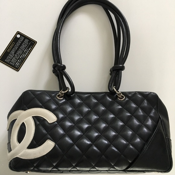 8fc0f00d8838 CHANEL Handbags - Chanel Cambon bowling bag